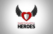 Sweethearts and Heroes Logo